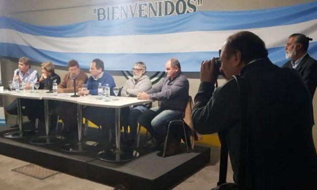 La CGT y la CGERA Regional sellaron un acuerdo de trabajo para evitar el cierre de más Pymes en Quilmes, Varela y Berazategui