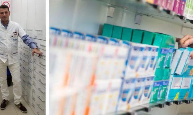 """Marcos Cosacov: """"La venta de medicamentos bajó un 10%, incluyendo los que consumen los pacientes crónicos"""""""