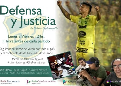Defensa y Justicia