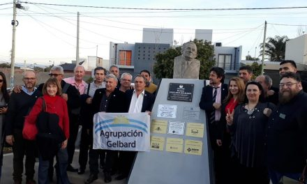 Homenaje a Don Jose Ber Gelbard en Catamarca