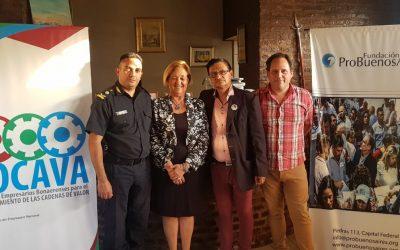 Berazategui asumió el nuevo Jefe de Policía del Distrito