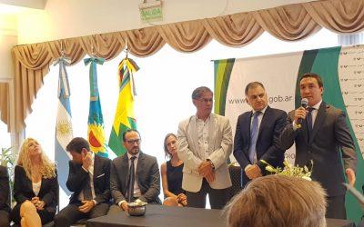 Andrés Watson tomó juramento a su gabinete. Estuvieron la CGERA y FOCAVA