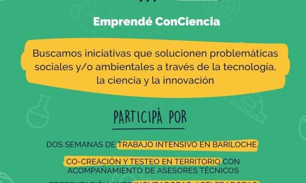 Emprende Conciencia abierta desde el 25 de marzo al 31 de mayo de 2020