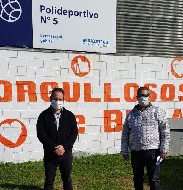 Berazategui tendrá su Centro de Formación Profesional en el barrio La Serranita