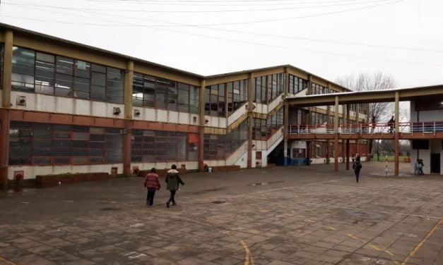 «Escuelas a la Obra»: refaccionan El Politécnico y la Técnica 1 de Berazategui