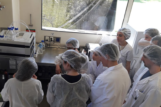 Nueva edición de la Carrera de Especialización en Biotecnología Industrial