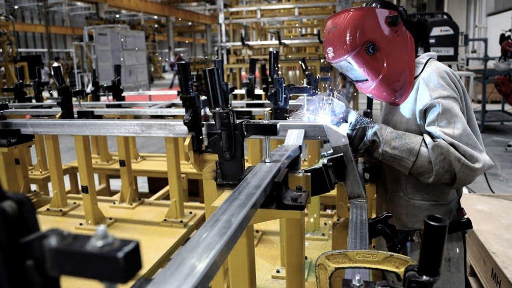 La producción metalúrgica creció 3,5% en febrero y suma seis meses de repunte