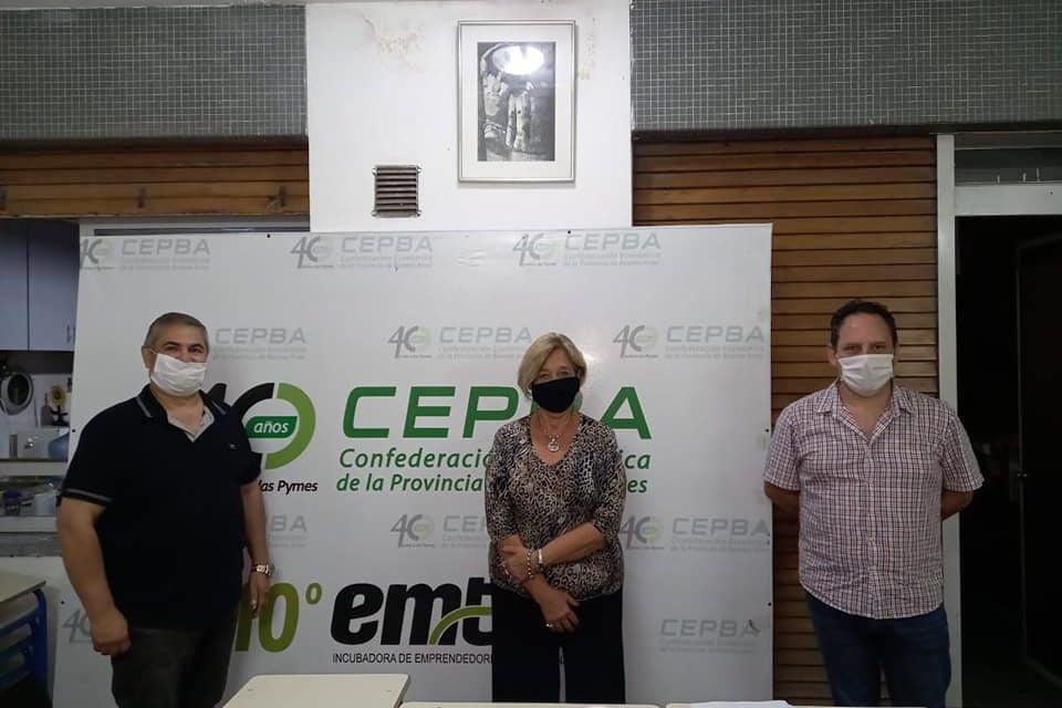 Dirigentes de FOCAVA asumieron en Secretarías de la Confederación Económica de la Provincia