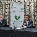 Merediz y Watson anunciaron líneas de créditos para Pymes y MiPymes