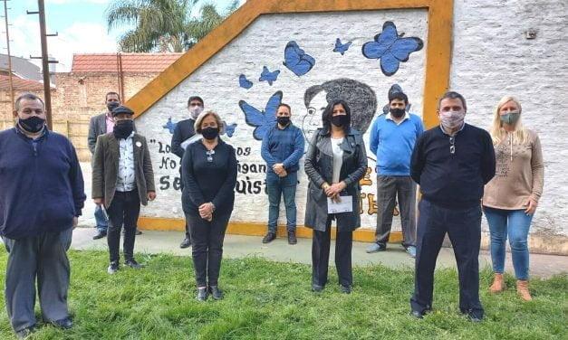 Puesta en valor del gabinete del ciber crimen en Berazategui