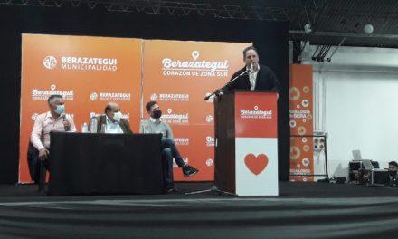 Facundo Galdós habló sobre avances en la Mutual 2050 en el balance del programa #Berazategui2050